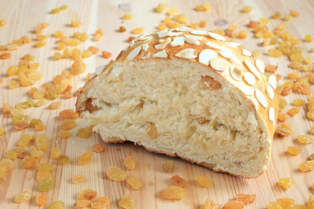 Easter bread - mazanec
